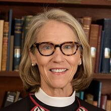The Rev. Dr. Cathy George