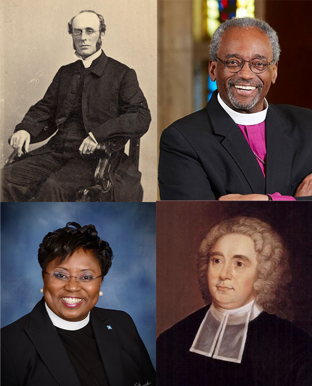 John Williams, Michael Curry, Rowena Kemp, George Berkeley