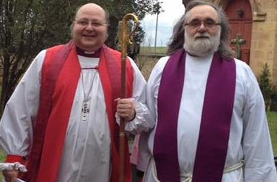 Bishop Carlos visits Berkeley