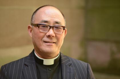 Bishop Allen Shin